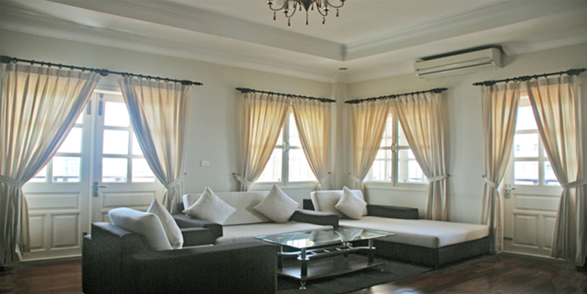 Tuolkok Market | 2 or 3 Bedroom Serv'd Apartment in Toul Kork