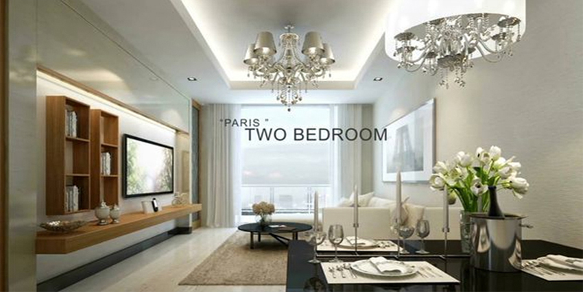 Koh Pich | 2 Bedroom Condominium in Diamond Island