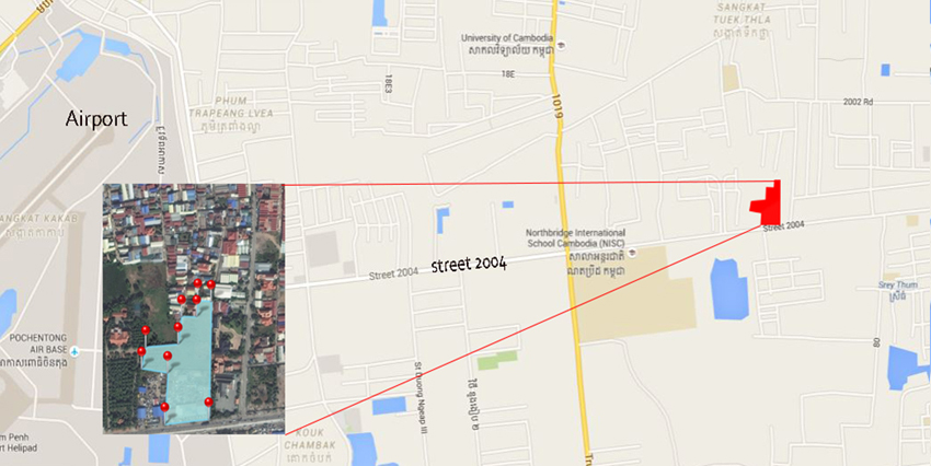 PP Airport | 1.5 Hectare Land near Orchid Villa