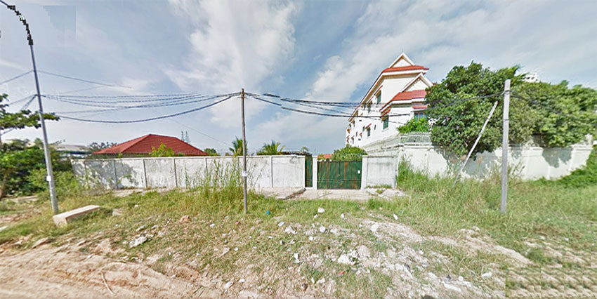 Sen Sok |  Vacant Land for in Thmei near Toul Kork
