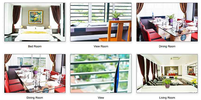 ACE English School   Apartment for Rent near X2