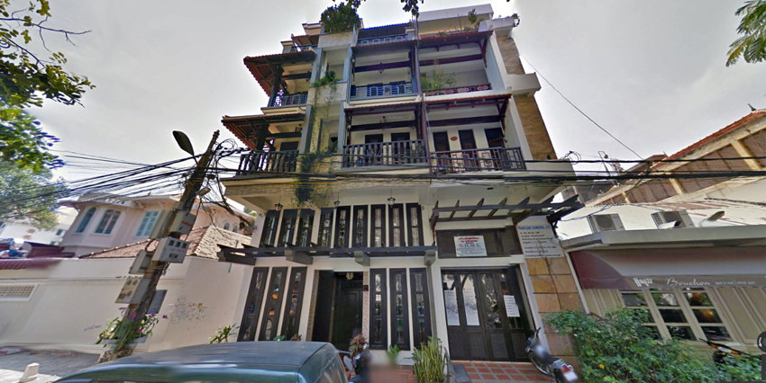 Near Riverside – Building for Sale next to Royal Palace