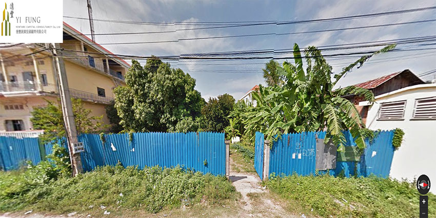 Chroy Chongva | Land For Sale on Mekong Road