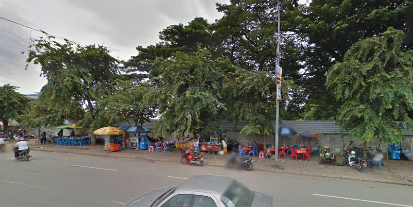Near Embassy of Malaysia   Commercial Land For Sale