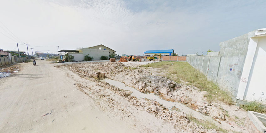 Opposite Airport   |  Land For Sale