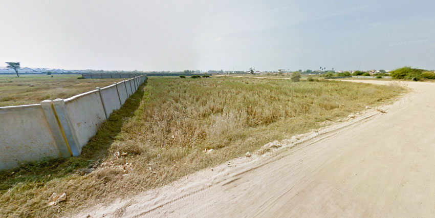 Opposite Airport     Empty Land For Sale