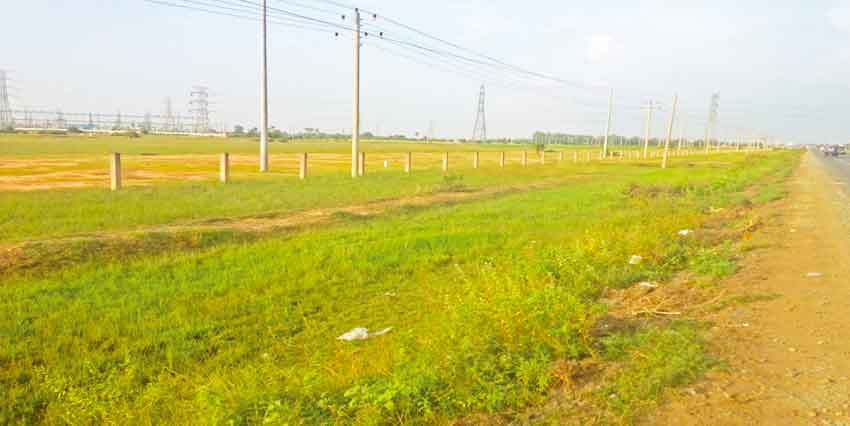 Empty Land | 18km From Phnom Penh National Road 3