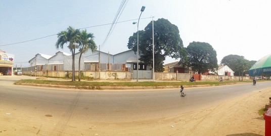 National Road 5 | Warehouse 5km From PhnomPenh