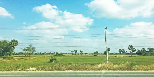 National Road 3 | 48km From Phnom Penh