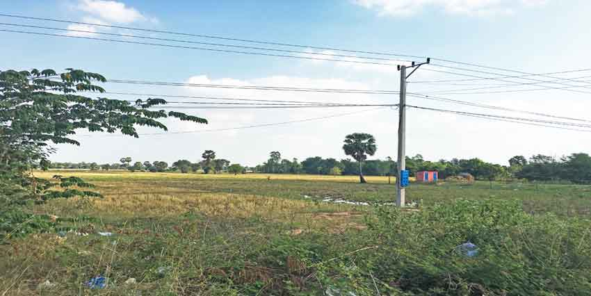 National Road 3 | 54km Land For Sale From Phnom Penh