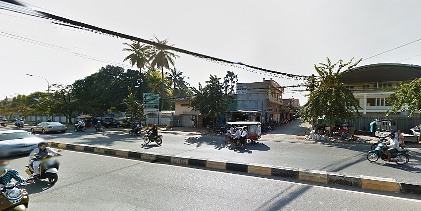 In Front Smart Axiata Co.,Ltd    Land For Sale