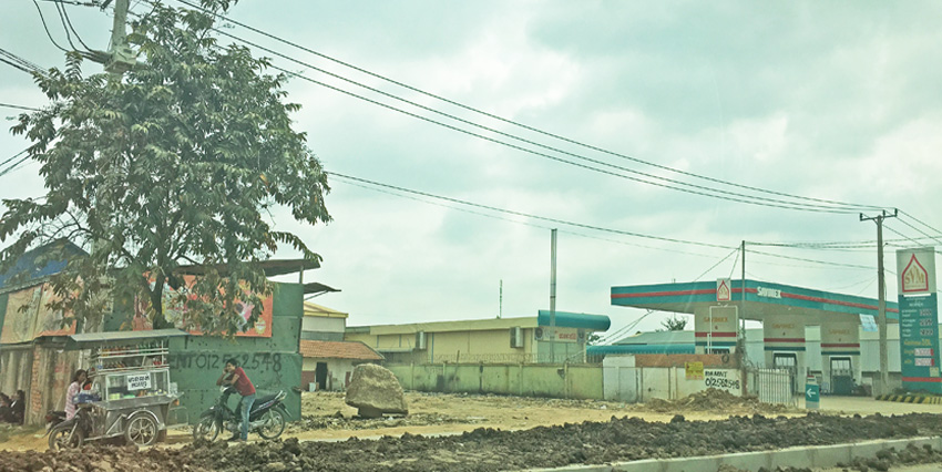 East Of Don Bosco Technical School   Land For Rent