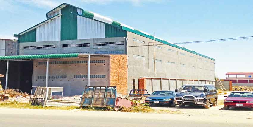 4km From Airtport National Road 3 | Warehouse For Rent