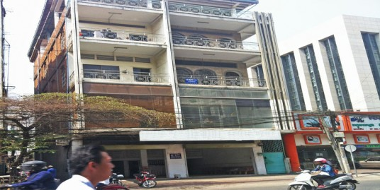 Ministry of National Defense | 2 Shop House For Rent