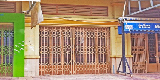 East Of Don Bosco Technical School | Shop House For Rent