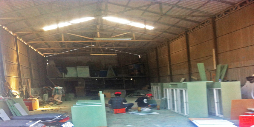 Tuol Tompoung Pagoda   Warehouse For Rent
