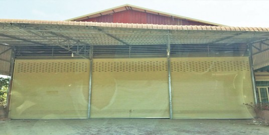 Road Construction Center | Warehouse For Rent