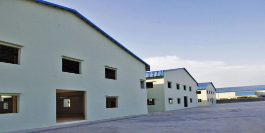 National Road 4 | 27km Factory For Rent