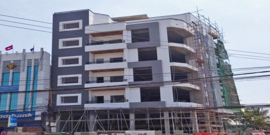 Ta Khmau Roundabout | Building For Rent