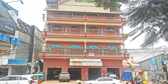 Heng Ly Market | Guest House For Sale