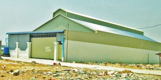 North of International Airport |  Warehouse For Rent