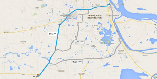 National Road 3 | 29.5km Land For Sale