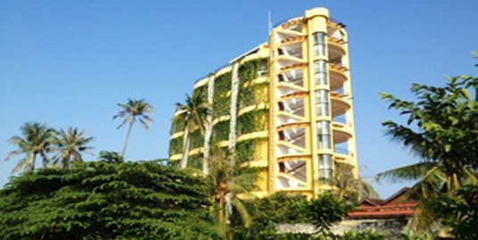 Yellow Tower,Phnom Penh Hotel  |  OFFICE For Rent