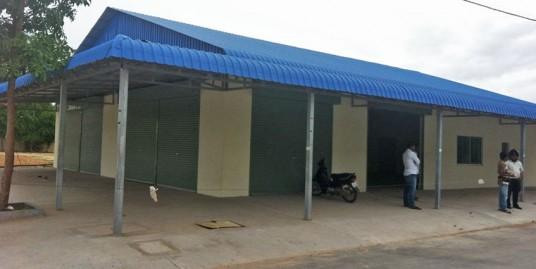 North of Airport | Warehouse For Rent