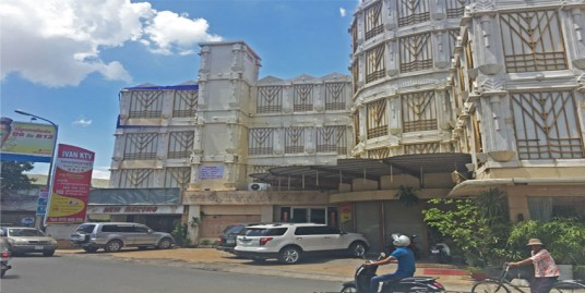 Near Oympic | Building For Rent