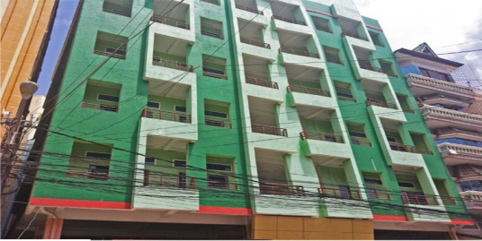 Near Olympic Market| Building For Rent