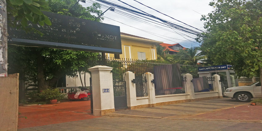 Embassy of France| Villa For Rent