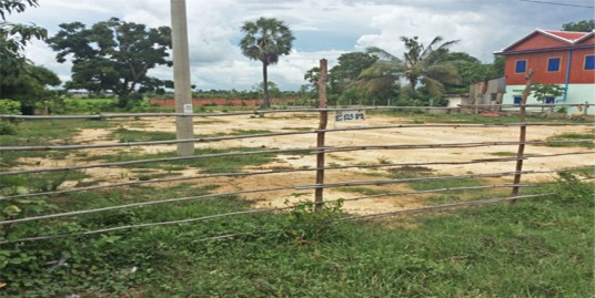 NR3 33 Km| Land For Sale