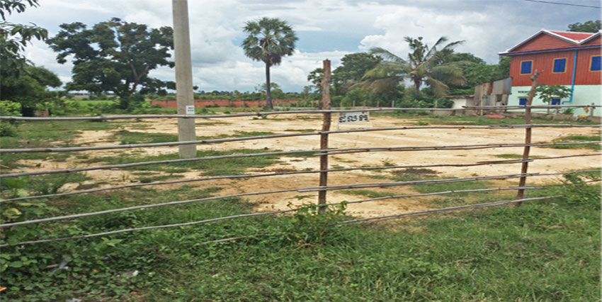 NR3 33 Km  Land For Sale