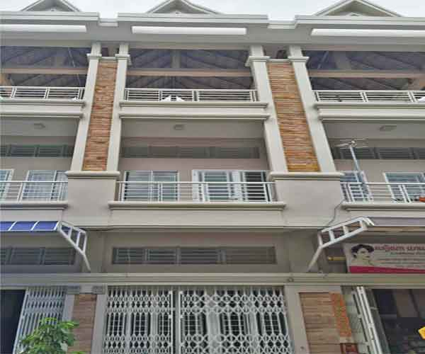 Peng Hout  Row House for Rent