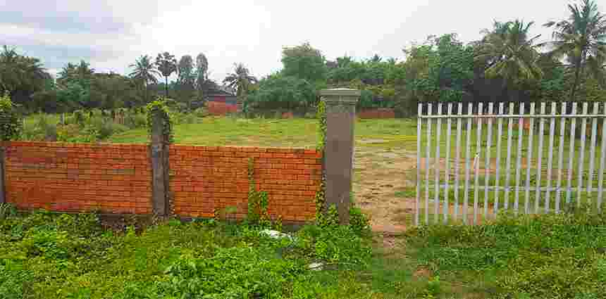 S-LD080347-NR1(35km) Keansvay | Land For Sale