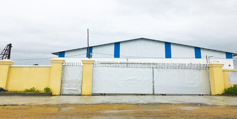 Warehouse for rent NR3 best located